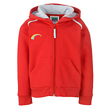 Rainbows Uniform Hooded Top