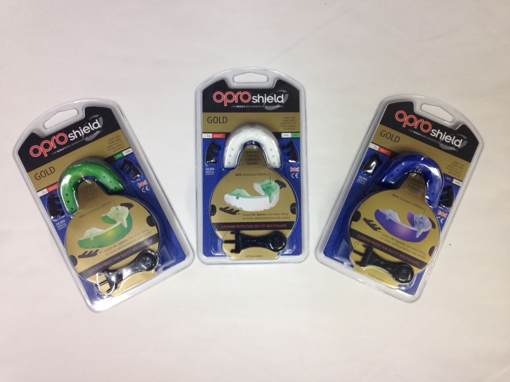 Opro(Gold) Mouthguard