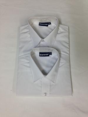 Short Sleeve White Shirt