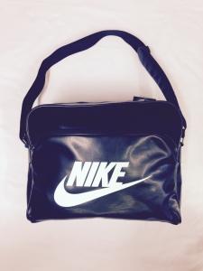 Black Nike Messenger Bag