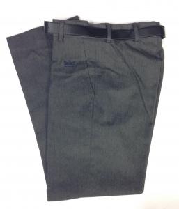 Crown Woods Grey Long Trouser