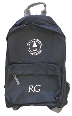 .RGT School Bag + Initials
