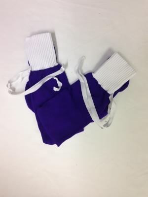 CSGS Purple Rugby/Hockey Socks