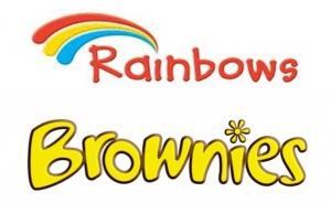 Brownies and Rainbow