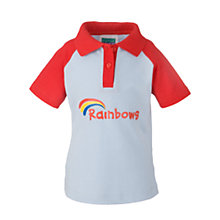 Rainbows Uniform Polo