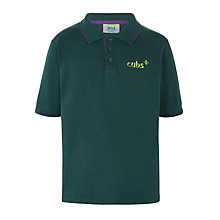 Cubs Short Sleeve Tipped Polo