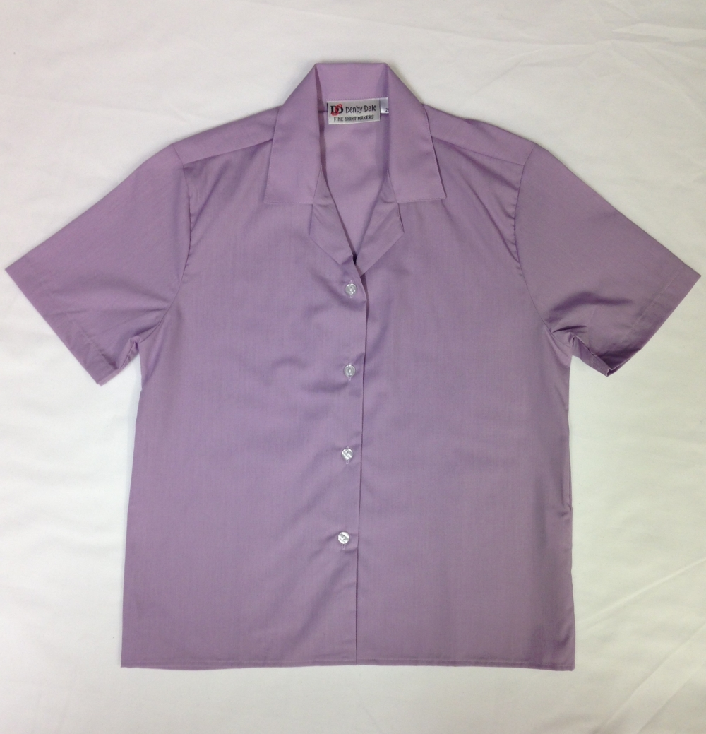 Crown Woods Delamere (Lilac) Blouse