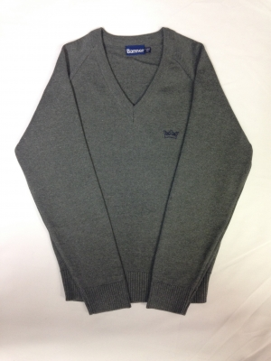 Crown Woods Grey Jumper