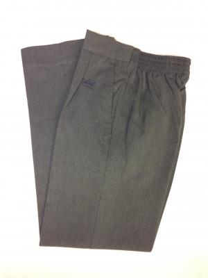 Crown Woods Grey Sturdy Trouser