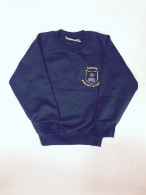 Danson Primary Green Sweatshirt