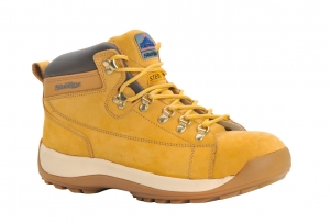 Portwest Mid Cut Steel Toe Nubuck Boot