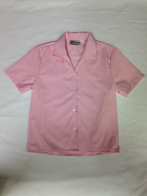 Crown Woods Ashdown (Pink) Blouse