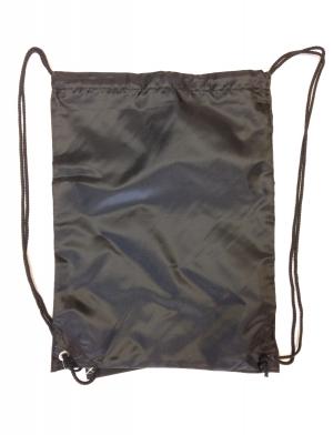 Plain Pull String Bag
