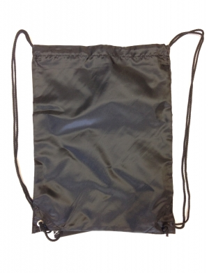 Plain Pull String Bag