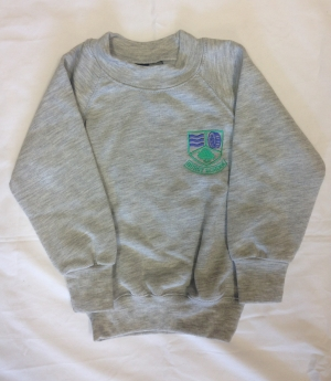 Hurst Primary Grey PE Sweatshirt
