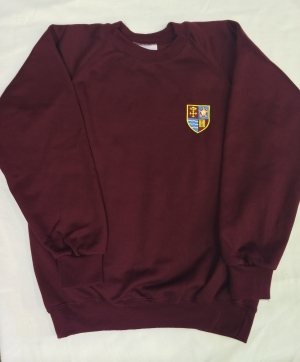 St. Thomas More Girls PE Sweatshirt