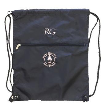 .RGT P.E Bag + Initials