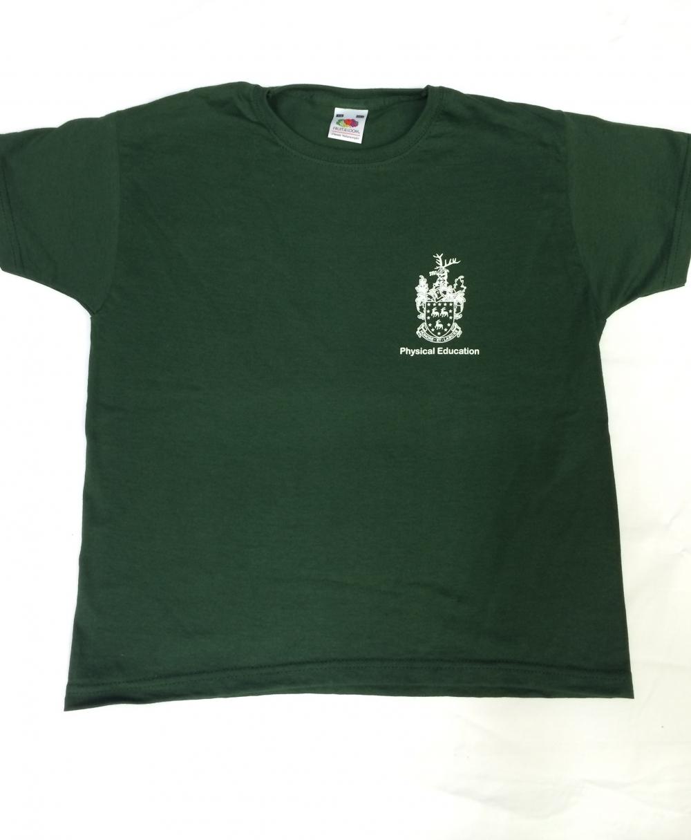 John Roan Green PE T-Shirt
